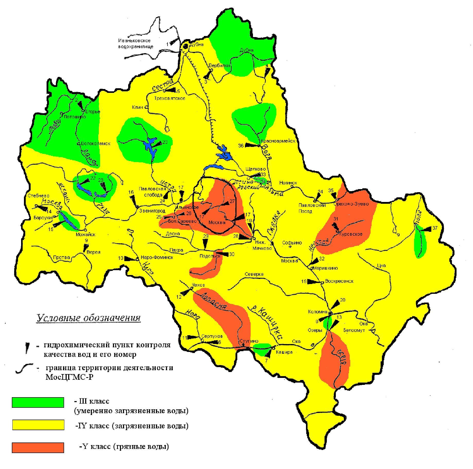волгоград советский район геологическая карта схема